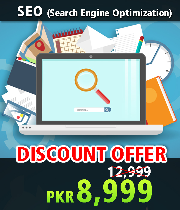 SEO Search Engine Optimization Training in Lahore