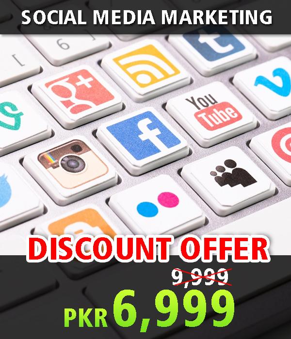 Social Media Marketing Training in Lahore