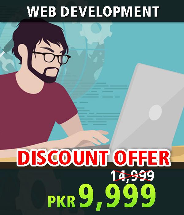 Web Development Training in Lahore